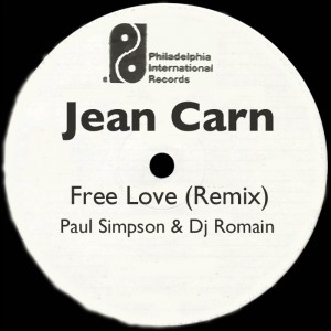 Jean Carn - Free Love (Paul Simpson & Dj Romain Remix) [Simp House Production LLC]