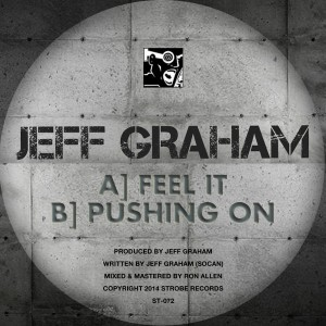 Jeff Graham - Jeff Graham EP [Strobe]