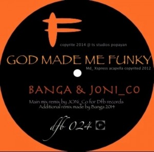 Joni Co Banga - God Made Me Fomki [douzfomkibits]