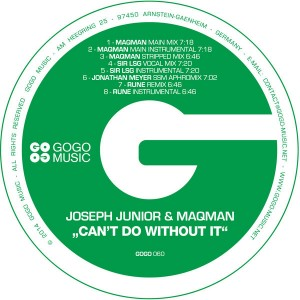 Joseph Junior & MAQman - Can't Do Without It [GOGO Music]