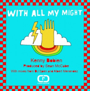 Kenny Bobien - With All My Might [Room Control]