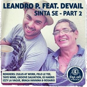 Leandro P. feat. Devail - Sinta Se Part 2 [Nylon Trax]