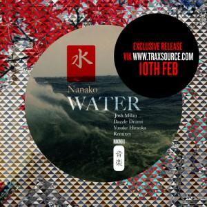 Nanako - Water [Makin Moves]
