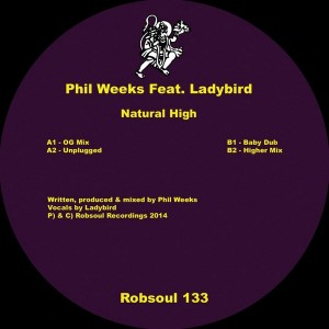 Phil Weeks feat. Ladybird - Natural High [Robsoul]