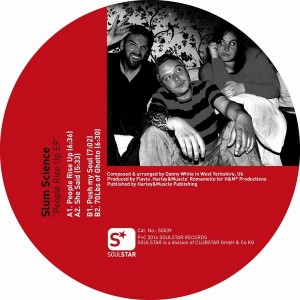 Slum Science - People Rise Up EP [Soulstar Records]
