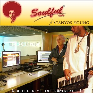 Soulful Cafe feat Stanyos Young - Soulful Keys Instrumentals Vol 1 [MF]