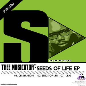 Thee Musicator - Seeds Of Life EP [Skalla Records]