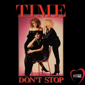Time - Don't Stop (Italo Disco) [We Love Italo Disco]