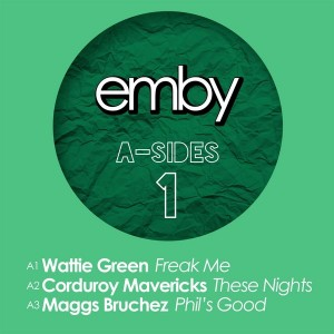 Various Artists - A-Sides 1 [Emby]