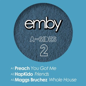 Various Artists - A-Sides 2 [Emby]