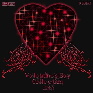 Various Artists - Valentine's Day Collection 2014 [King Street]