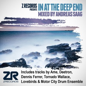 Various - In At The Deep End (mixed by Andreas Saag) [Z Records]