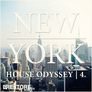 Various - New York House Odyssey Vol 4 [Restore Music]