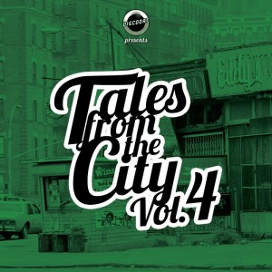 Various - Tales From The City Vol. 4 [DiscoDat]