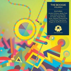 Various - The Boogie Vol 4 [Tokyo Dawn]