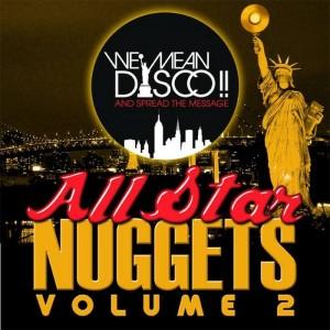 Various - We Mean Disco Allstar Nuggets Volume 2 [WE MEAN DISCO!!]