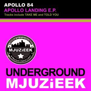 Apollo 84 - Apollo Landing EP [Underground Mjuzieek Digital]