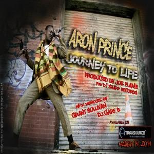 Aron Prince - Journey To Life [D# Sharp Records]