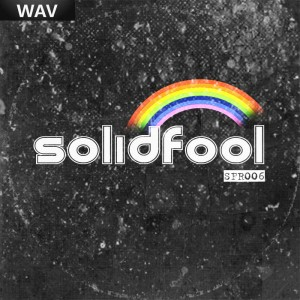 Barna Soundmachine - Ure The One EP [Solid Fool]