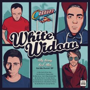 Billy Kenny & Karl Allen - Got Me Runnin' EP [White Widow Records]