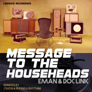 Eman & Doc Link - Message To The Househeads [Liberate]