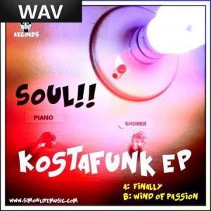 Kostafunk - Solo Soul [Orange Disco]