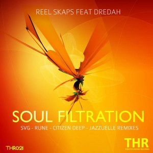 Reel Skaps feat. Dredah - Soul Filtration [Tainted House]
