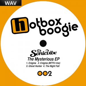 Sonicvibe - The Mysterious EP [Hotbox Boogie]