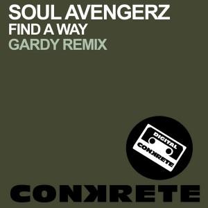 Soul Avengerz - Find A Way [Conkrete Digital Music]