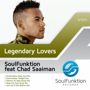 SoulFunktion feat. Chad Saaiman - Legendary Lovers [SoulFunktion Records]