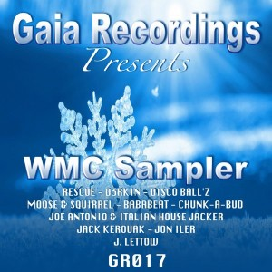 Various Artist - WMC Sampler [Gaia Recordings]