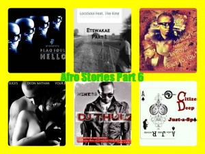 Various Artists - Afro Stories (Part 6) [AFROdesiamp3]