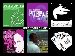 Various Artists - Afro Stories (Part 7) [AFROdesiamp3]