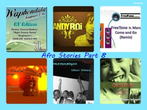 Various Artists - Afro Stories (Part 8) [AFROdesiamp3]
