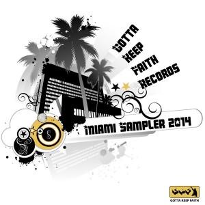 Various Artists - GKF's WMC Miami Sampler 2014 [Gotta Keep Faith]