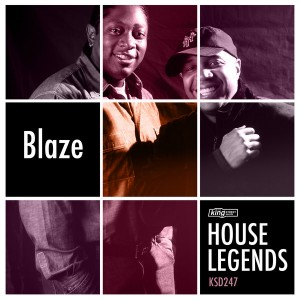 Various Artists - House Legends Blaze [King Street Classics]
