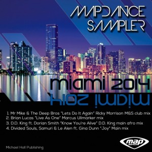 Various Artists - MAP Dance Miami 2014 Sampler [MAP Dance Records]