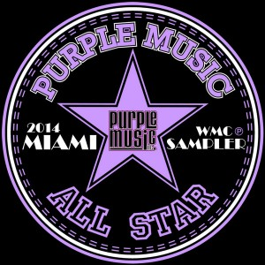 Various Artists - Purple Music Miami Sampler [Purple Music]