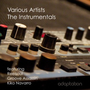 Various Artists - The Instrumentals [Adaptation Music]
