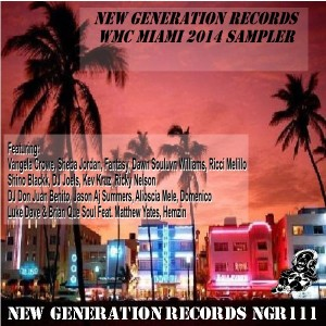 Various Artists - WMC MIAMI 2014 SAMPLER [New Generation Records]