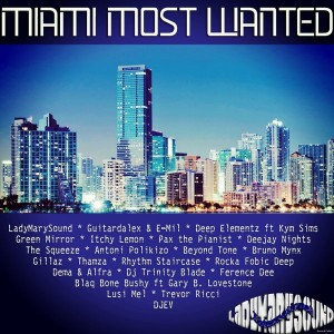 Various - Miami Most Wanted [LadyMarySound International]