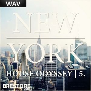Various - New York House Odyssey Vol 5 [Restore Music]