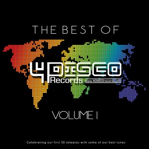 Various - The Best Of 4Disco Records Vol 1 [4Disco]