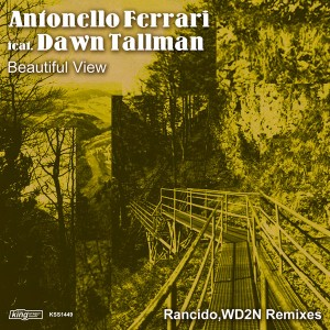 Antonello Ferrari - Beautiful View [incl. Rancido, WD2N, Micky Moore Remix] [King Street]