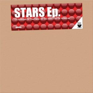 BBR Black - Stars - EP [Bubble Records]