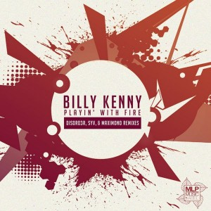 Billy Kenny - Playin' With Fire [MLP Music Label]