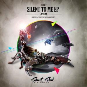CASSIMM - Silent To Me EP [Spirit Soul (SE)]