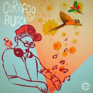 Corrado Bucci - Open Your Eyes EP [Rebirth]