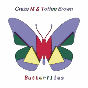 Craze M & Toffee Brown - Butterfiles [FOMP]