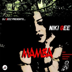 DJ CEEZ pres. NIKI GEE - MAMBA [New Generation Records]